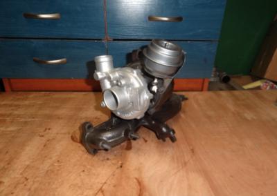 turbosprezarka skoda octavia 19 tdi 90 116km