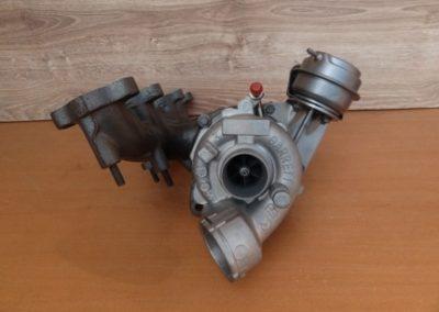 turbosprezarka skoda roomster 20 140km 2