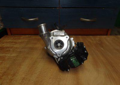 turbosprezarka toyota auris d 4d 14 90km 2