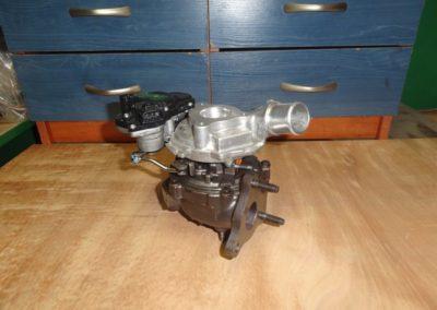 turbosprezarka toyota auris d 4d 14 90km