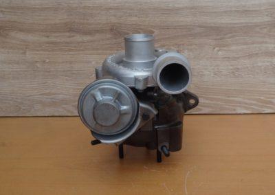 turbosprezarka toyota avensis d 4d 20 115km