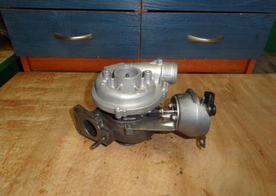 turbosprezarka volvo s40 136 140km