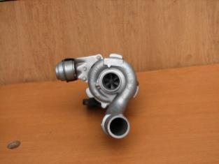 turbosprezarka volvo s40 19 dci 120km