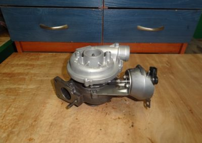 turbosprezarka volvo v40 136 140km